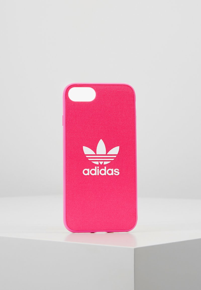 adidas Originals - MOULDED CASE FOR IPHONE - Mobiltasker - shock pink