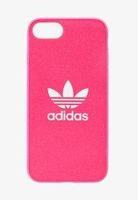 adidas Originals - MOULDED CASE FOR IPHONE - Obal na telefon - shock pink - 1