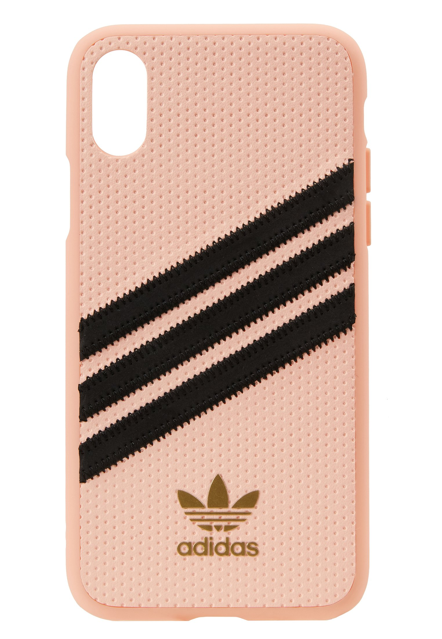 adidas Originals MOULDED CASE FOR IPHONE X/XS - Mobilveske - clear pink