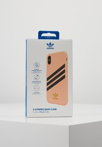adidas Originals - MOULDED CASE FOR IPHONE X/XS - Etui na telefon - clear pink - 5