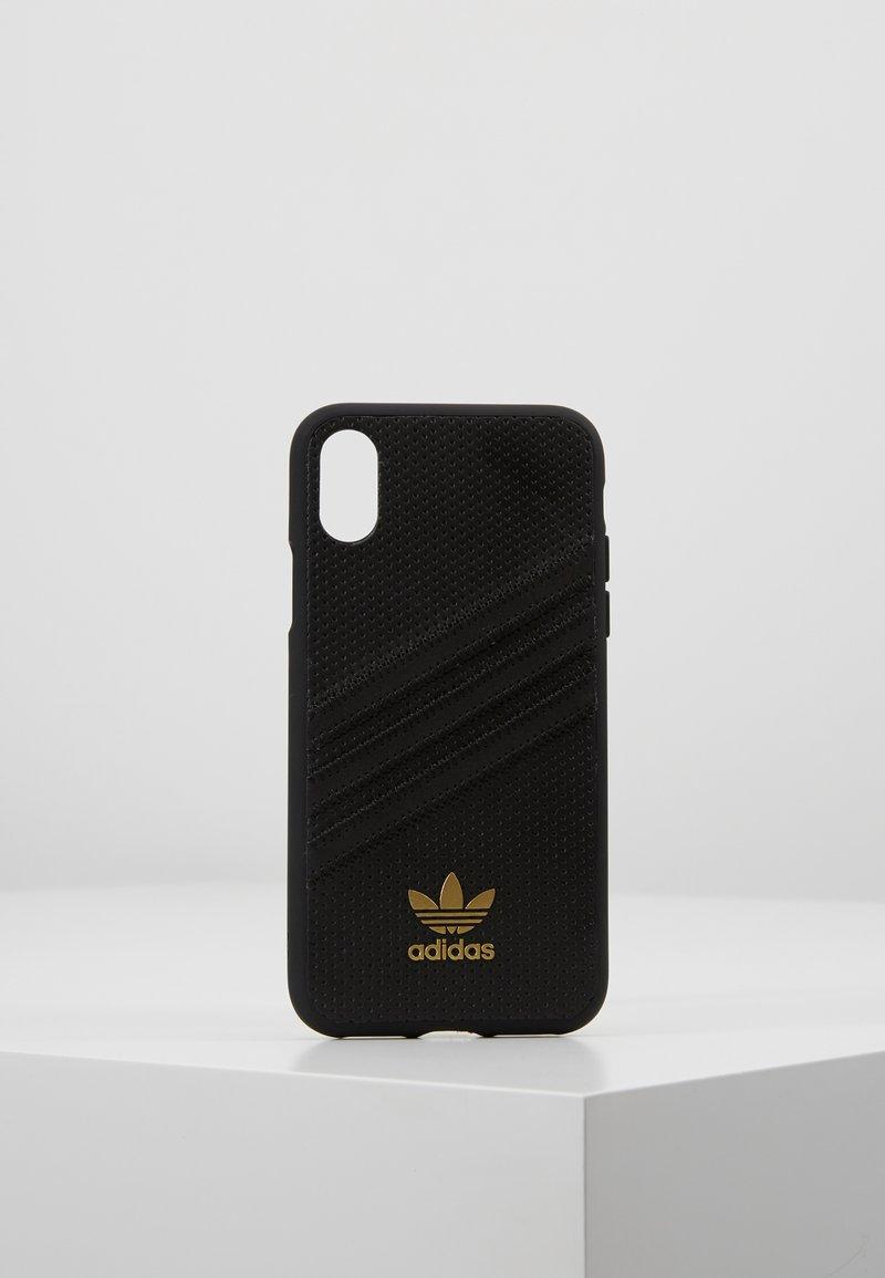 adidas Originals - MOULDED CASE FOR IPHONE X/XS - Étui à portable - black