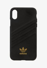 adidas Originals - MOULDED CASE FOR IPHONE X/XS - Etui na telefon - black - 1