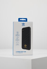 adidas Originals - MOULDED CASE FOR IPHONE X/XS - Etui na telefon - black - 5