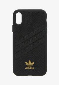 adidas Originals - MOULDED CASE SNAKE - Funda para móvil - black - 1