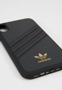 adidas Originals - MOULDED CASE SNAKE - Funda para móvil - black - 2
