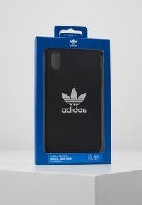 adidas Originals - ADIDAS MOULDED CASE CANVAS - Mobiltasker - black - 5