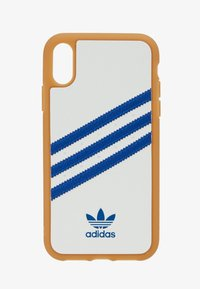 adidas Originals - ADIDAS MOULDED CASE - Etui na telefon - white/collegiate navy - 1