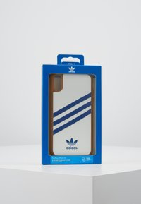 adidas Originals - ADIDAS MOULDED CASE - Etui na telefon - white/collegiate navy - 5