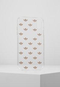 adidas Originals - SNAP CASE ENTRY - Etui na telefon - rose gold - 3