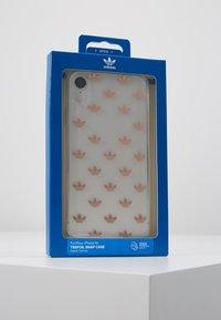 adidas Originals - SNAP CASE ENTRY - Etui na telefon - rose gold - 5