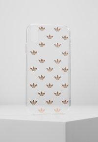 adidas Originals - SNAP CASE ENTRY - Etui na telefon - rose gold - 0