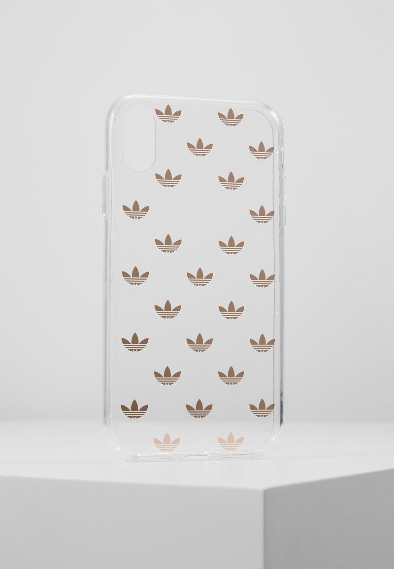 adidas Originals - SNAP CASE ENTRY - Etui na telefon - rose gold