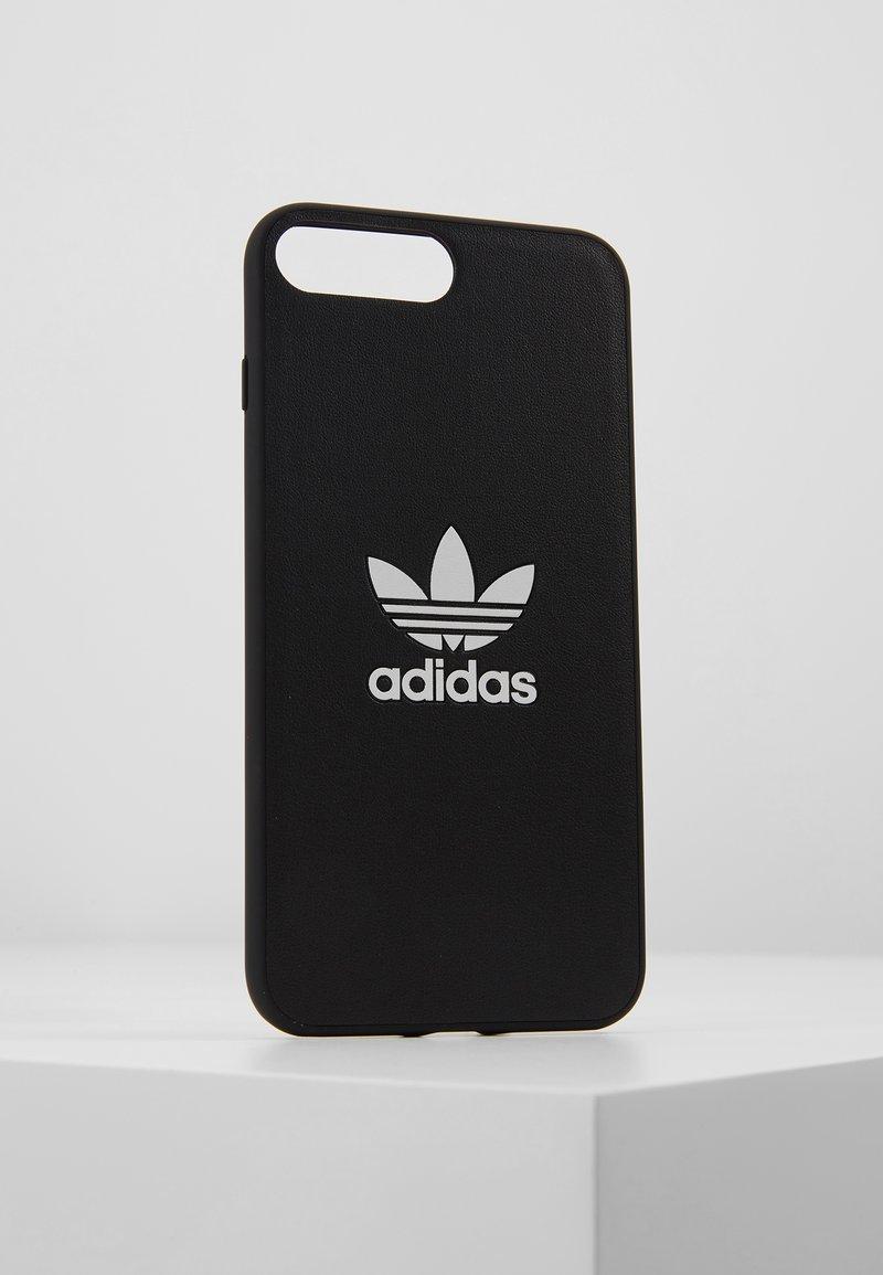 adidas Originals - MOULDED CASE TREFOIL LOGO CASE IPHONE 6+/6S+/7+/8+ - Phone case - black/white