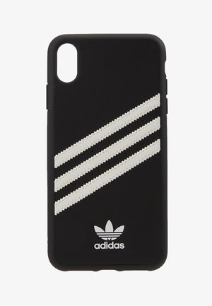 ADIDAS OR MOULDED CASE IPHONE X/XS - Obal na telefon - black / white