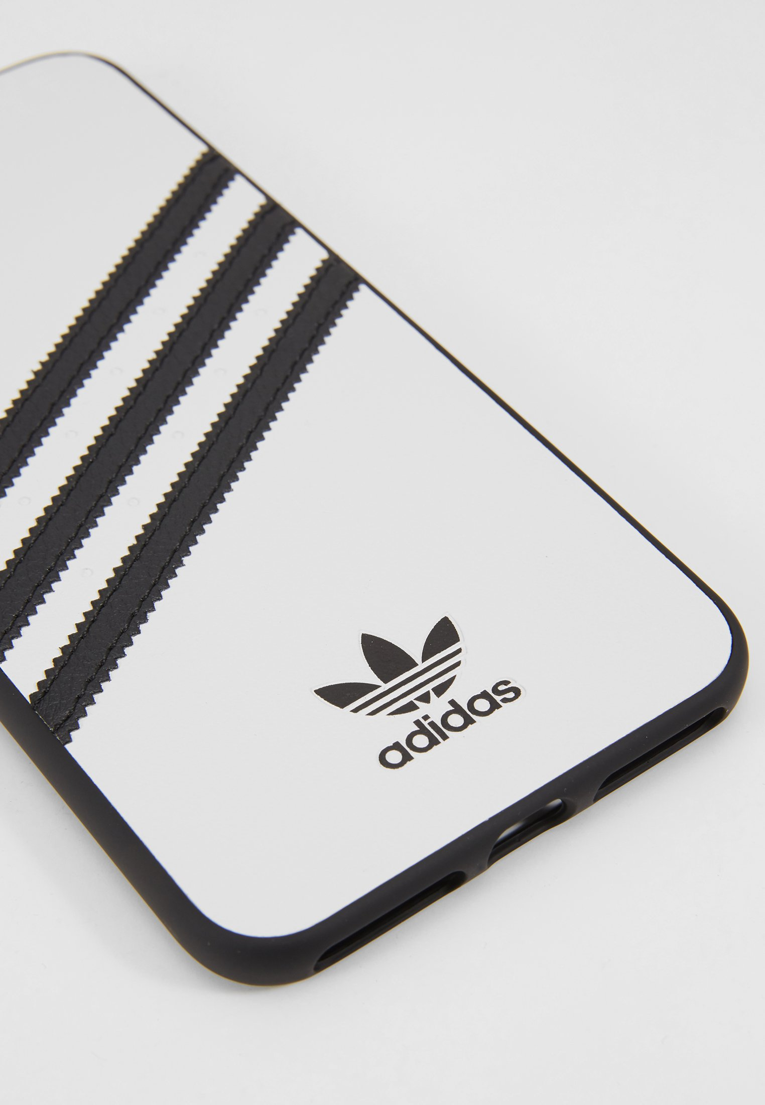 adidas Originals MOULDED CASE SAMBA FOR IPHONE 6+/ IPHONE 6S+/ IPHONE 7+/IPHONE 8+ - Mobiltasker - white/black