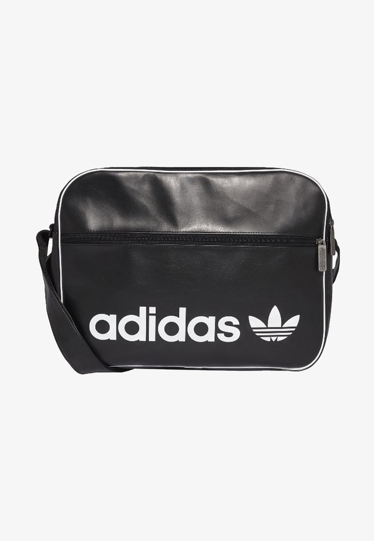adidas Originals - VINTAGE AIRLINER  - Torba na ramię - black