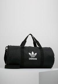 adidas Originals - DUFFLE - Sporttasche - black - 0