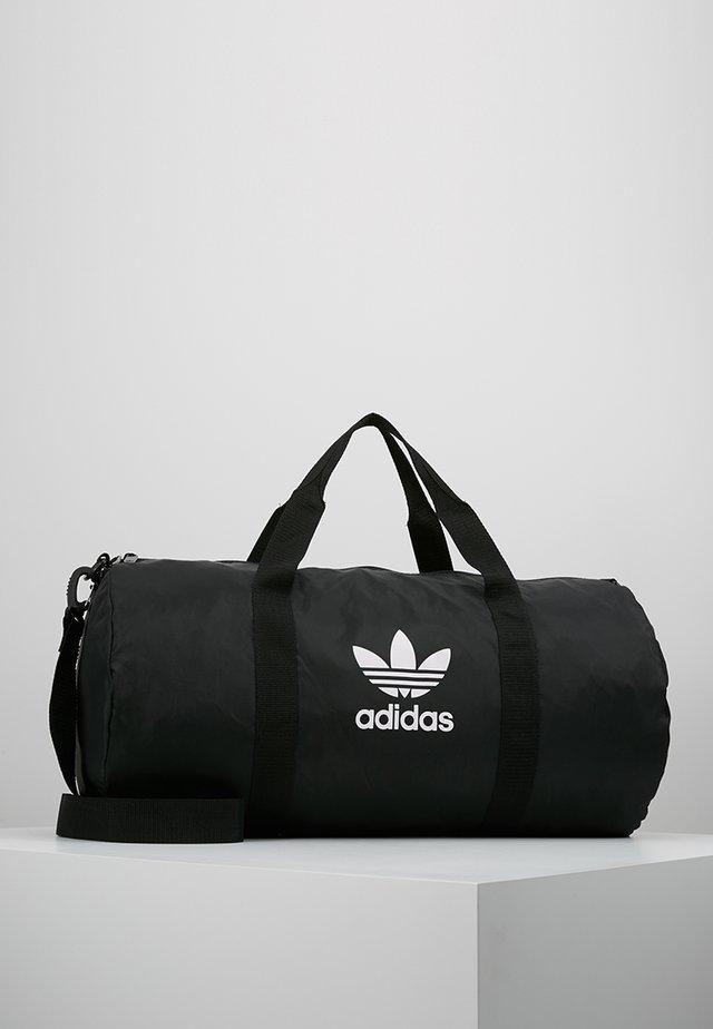 DUFFLE - Sporttasche - black