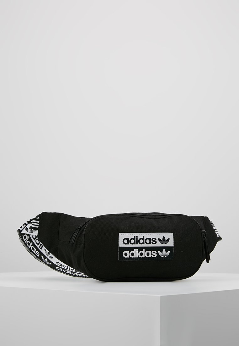 adidas Originals - REVEAL YOUR VOICE  - Saszetka nerka - black