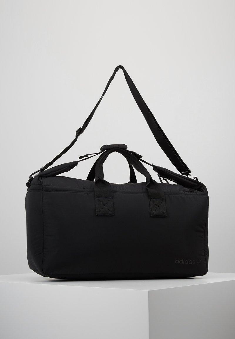 adidas Originals - MODERN DUFFEL - Sportväska - black