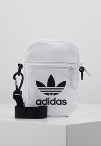 adidas Originals - FEST BAG TREF - Borsa a tracolla - white - 0