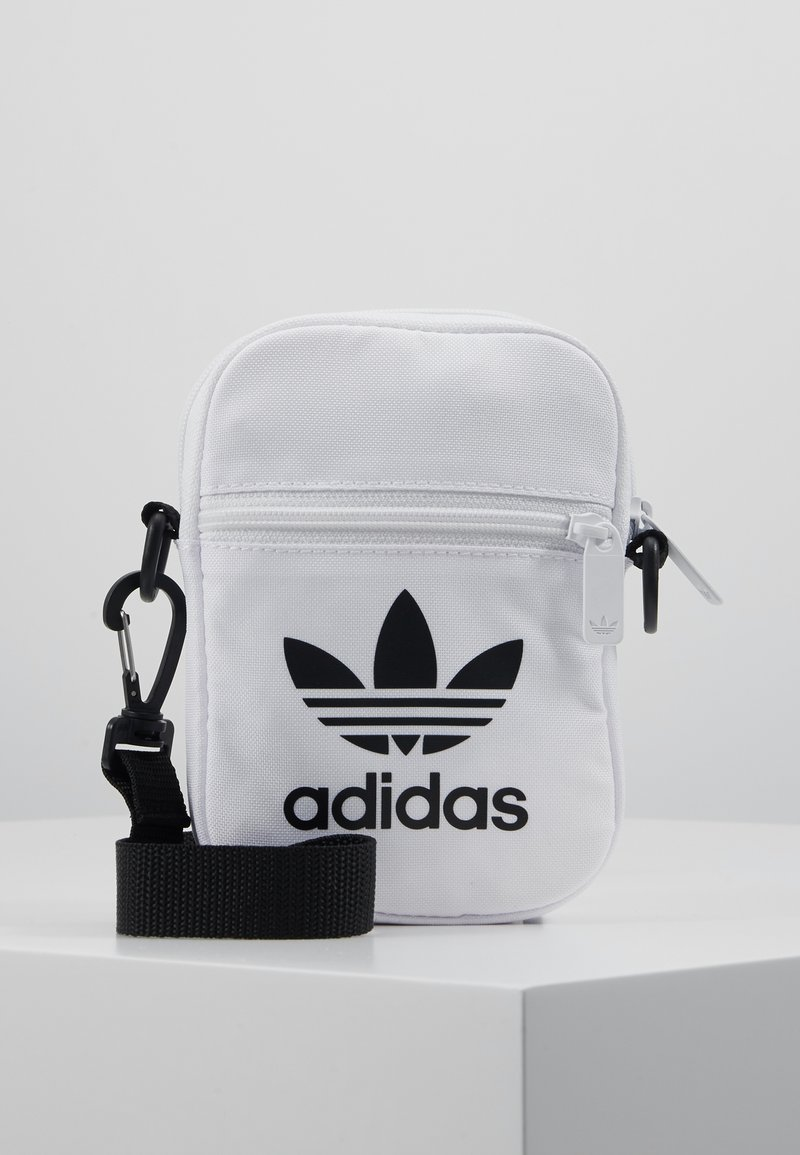 adidas Originals - FEST BAG TREF - Borsa a tracolla - white