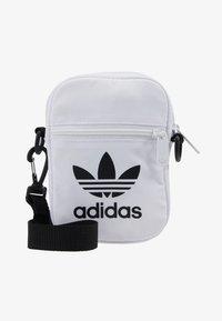 adidas Originals - FEST BAG TREF - Borsa a tracolla - white - 6