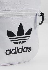 adidas Originals - FEST BAG TREF - Borsa a tracolla - white - 7