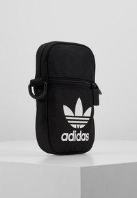 adidas Originals - FEST BAG TREF - Across body bag - black - 3
