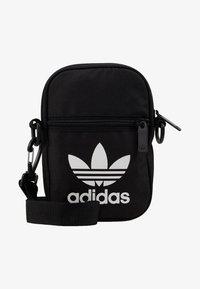 adidas Originals - FEST BAG TREF - Across body bag - black - 6