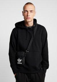 adidas Originals - FEST BAG TREF - Across body bag - black - 1