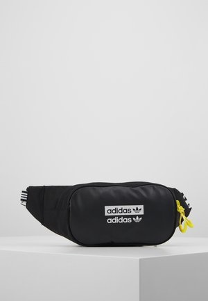 RYV WAISTBAG - Ledvinka - black