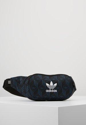 MONOGR WAISTBAG - Bum bag - black
