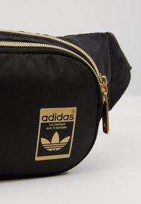 adidas Originals - WAISTBAG - Heuptas - black - 2