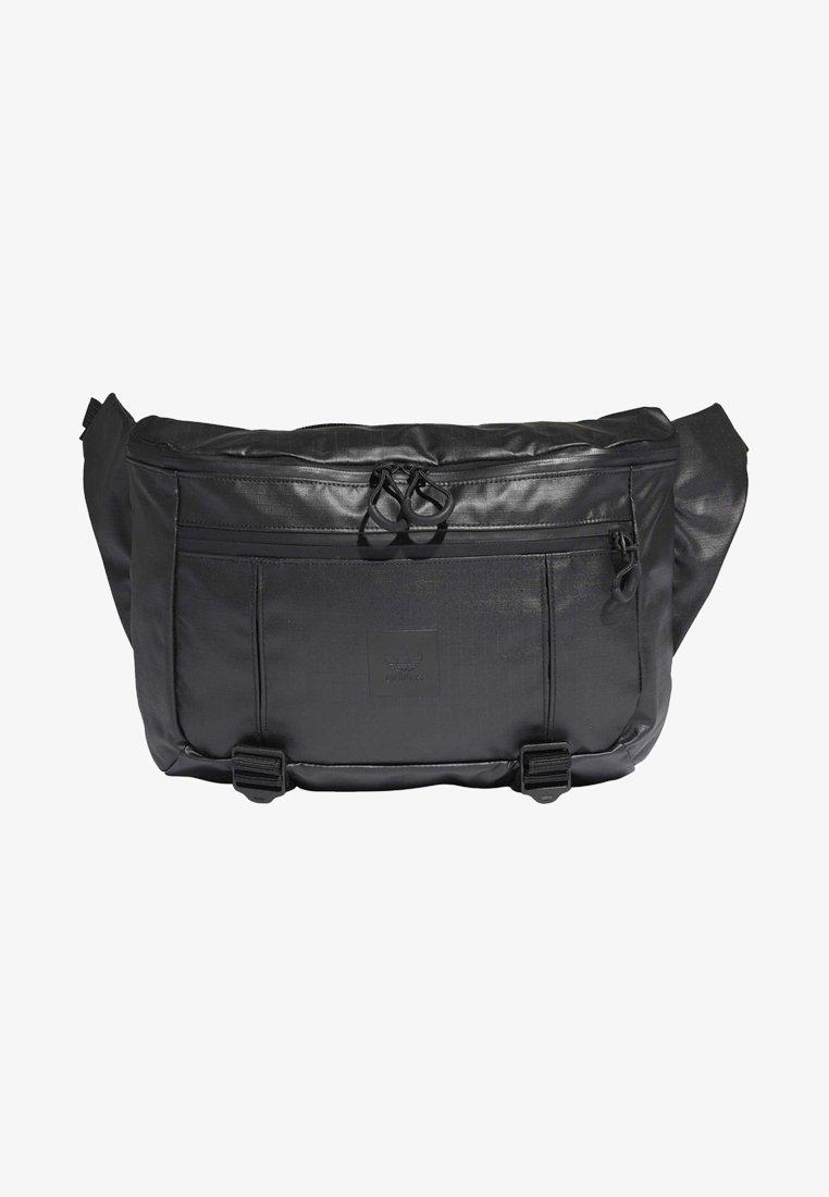 adidas Originals - LARGE WAIST BAG - Bum bag - black