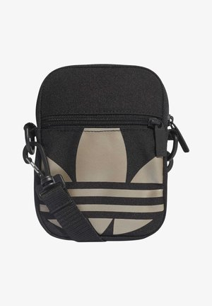 ADICOLOR LARGE TREFOIL FESTIVAL BAG - Sac bandoulière - black