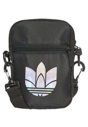 TREFOIL FESTIVAL BAG - Across body bag - black