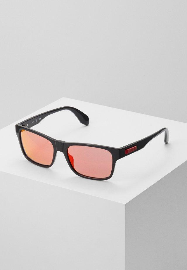 Sonnenbrille - black/bordeaux