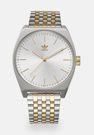 Watch - silver/gold-coloured