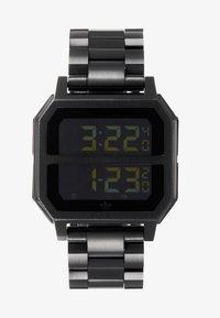 adidas Originals - ARCHIVE MR2 - Digitaluhr - all black - 0