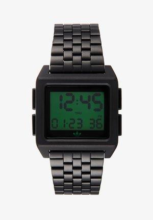 ARCHIVE - Digitální hodinky - black/green