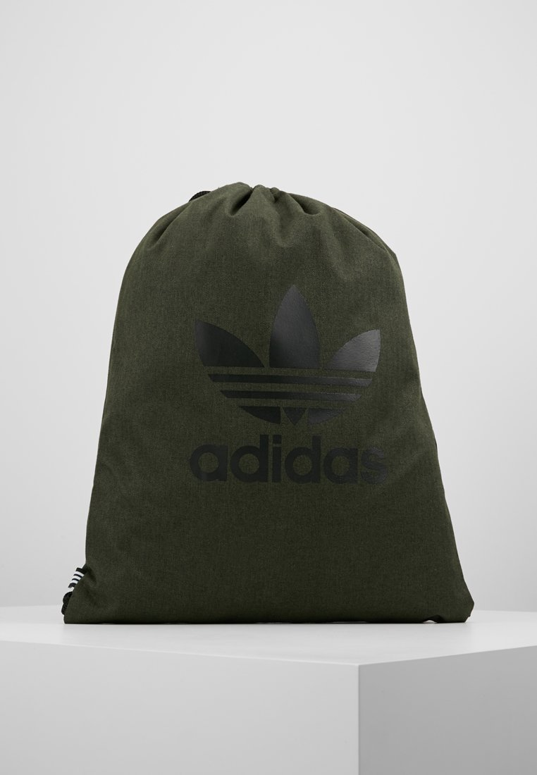 adidas Originals - GYMSACK CASUAL - Rucksack - night cargo/black