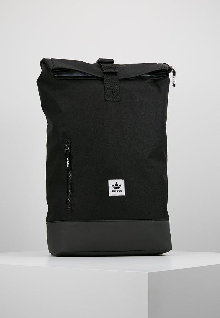 adidas Originals - ROLLTOP - Mochila - black