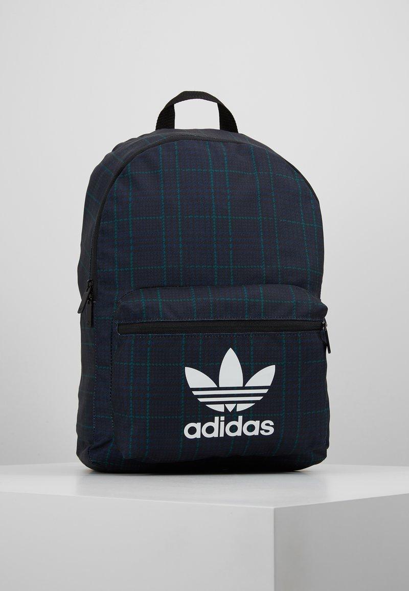 adidas Originals - TARTAN CLAS - Tagesrucksack - multicolor