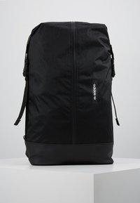 adidas Originals - FUTURE ROLL TOP - Reppu - black - 0
