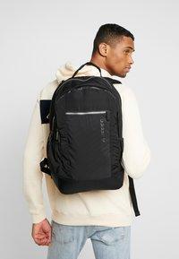 adidas Originals - MODERN BACKPACK - Rucksack - black - 1