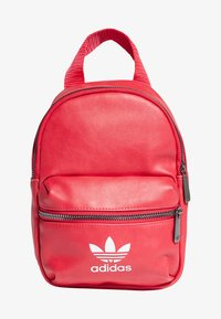 adidas Originals - MINI PU - Rucksack - pink - 0