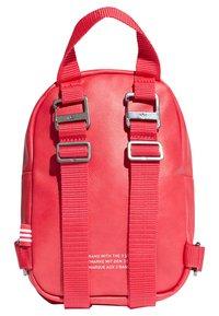 adidas Originals - MINI PU - Rucksack - pink - 1
