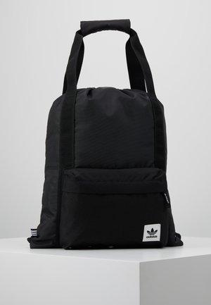 GYMSACK - Sac bandoulière - black