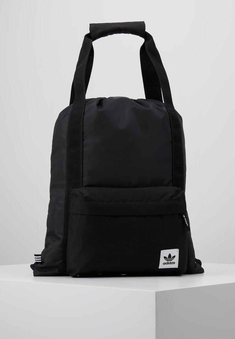adidas Originals - GYMSACK - Umhängetasche - black